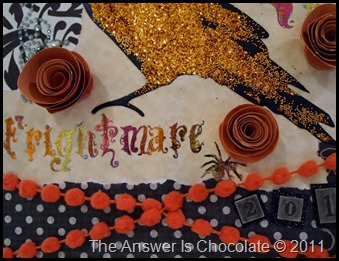 Altered Halloween Canvas (8)