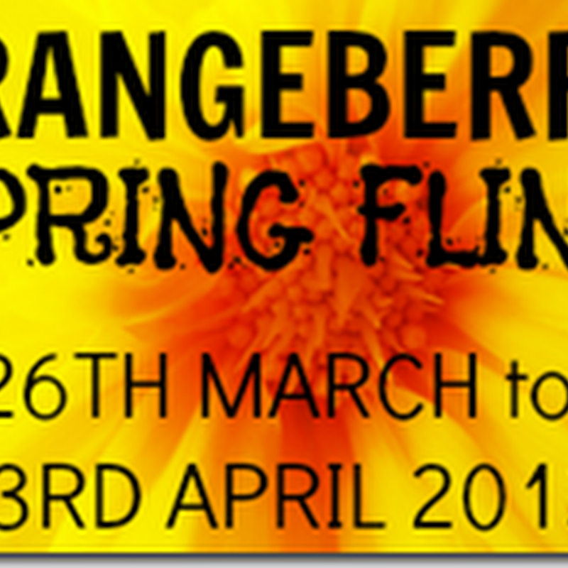 Orangeberry Spring Fling – The Celtic Dagger (Fitzjohn Mystery Series)