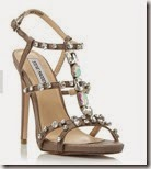 Steve Madden Jewelled Sandal