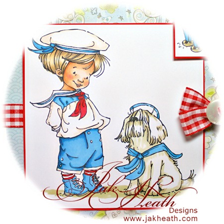 sailor boy and dog2