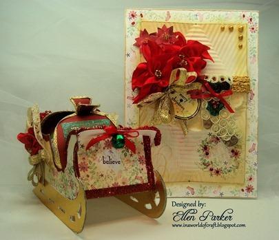 Merry Christmas Stocking5