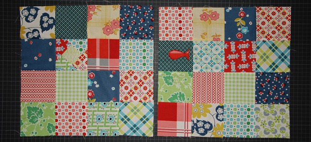 Sew Euro bee an November Linda Blocks
