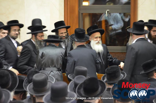 Lechaim For Daughter Of Satmar Rov Of Monsey - DSC_0054.JPG