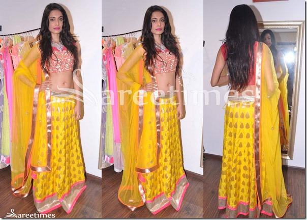 Sarah_Jane_Dias_Yellow_Lehenga