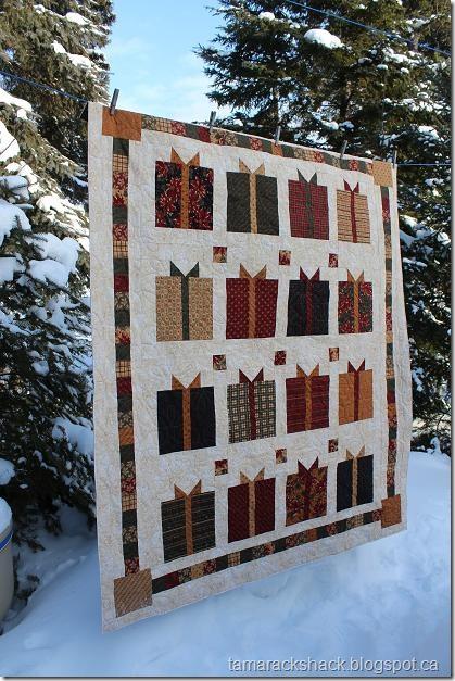 Tamarack Shack: Flurry : flurry quilt pattern - Adamdwight.com
