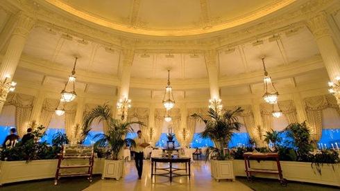 Hotel du palais - La Rotonde