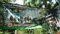 Werbeplakate für die Armee