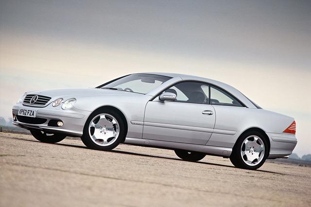 Mercedes-Benz-CL
