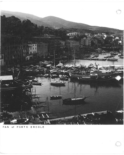 Pan of Porto Ercole.