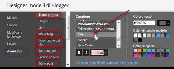 Designer-modelli-blogger
