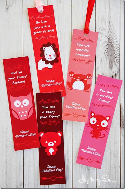 free-printable-Valentine-bookmarks