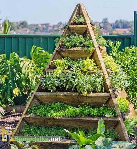 Пирамида из клубники как сделать