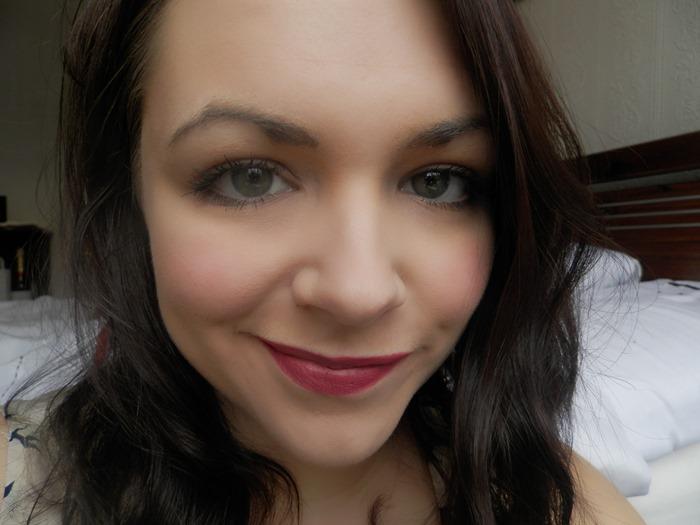 Soap and Glory Pom Pom Lipstick review