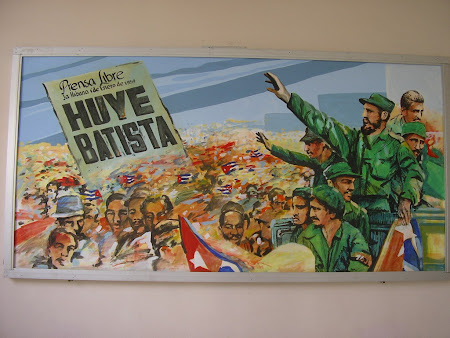 Posters of the Cuba Revolution