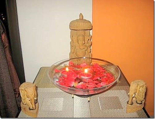 Diwali potpourri floating lamps ideas suggestion