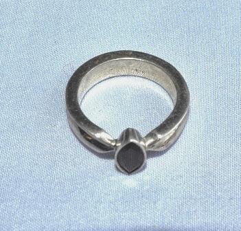 Sterling siler ring