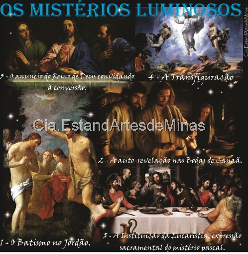 MISTERIOS LUMINOSOS