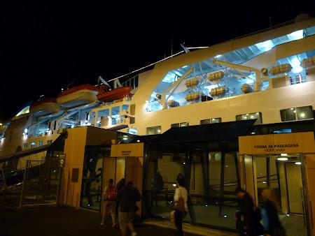 Ferry Madeira: Porto Santo Line