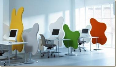 decoración de oficinas clasicas3