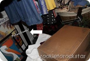 Crap in closet 3