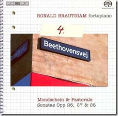 Beethoven sonatas piano 12_13_14 Brautigam