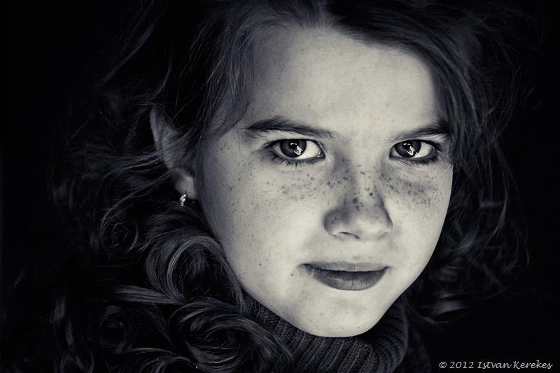 Laura 2 by Istvan Kerekes 2012