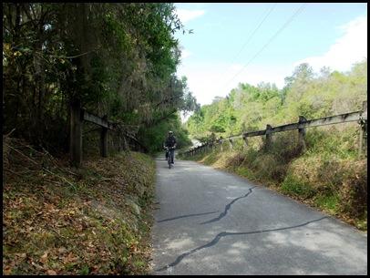 Gainesville to Hawthorn Bike Trail 128