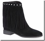 Michael Michael Kors Fringed Ankle Boots