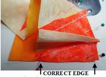correct edge
