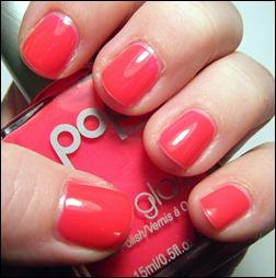 POP Beauty Pinkest Nail Glam Swatch