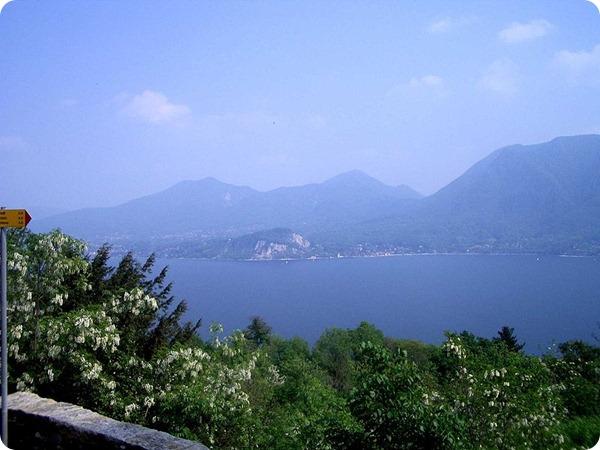 Piamonte Sacro_Monte_Ghiffa_Panorama_Lago