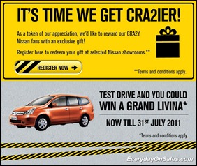 Nissan-We-Get-Crazier-Promotions-2011-EverydayOnSales-Warehouse-Sale-Promotion-Deal-Discount
