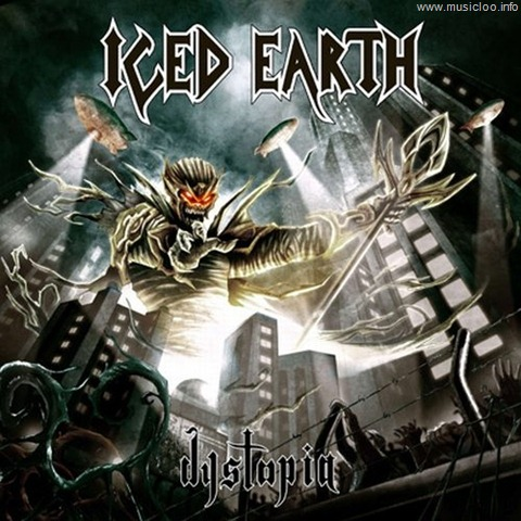 Iced Earth - Dystopia (Special Edition 2011)