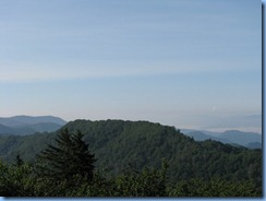 0290 Tennessee - Smoky Mountain National Park - US 441 (Newfound Gap Road)