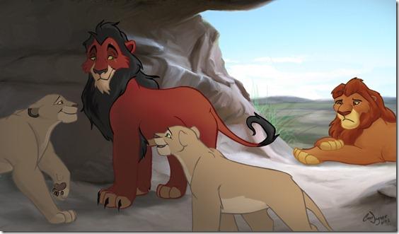 El Rey León,The Lion King,Simba (65)