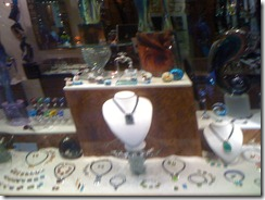 Glass Jewelry in Venice, Italy