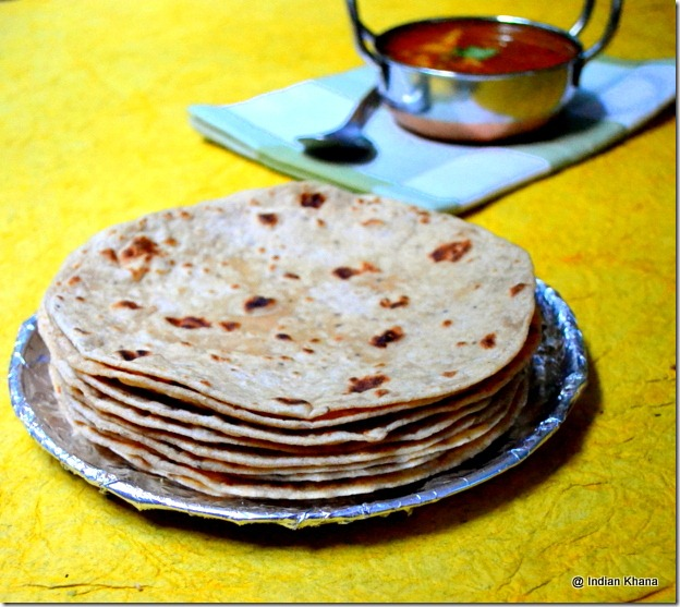 Indian easy quick ajwain paratha recipe