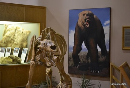 Prehistoric Short-faced Bear