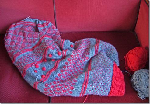 rood-grijze-deken-2