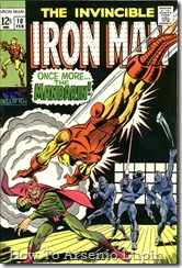 P00011 - El Invencible Iron Man #10