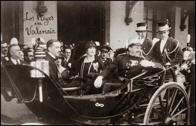 visita real 1923