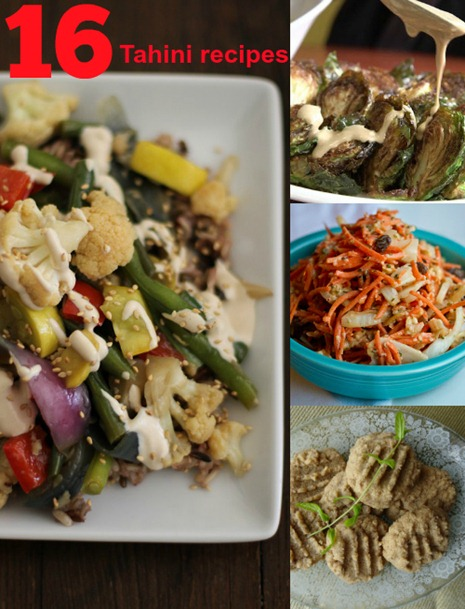 16 ways to cook with Tahini that aren't hummus
