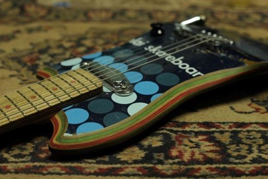 Guitarra de skate 03
