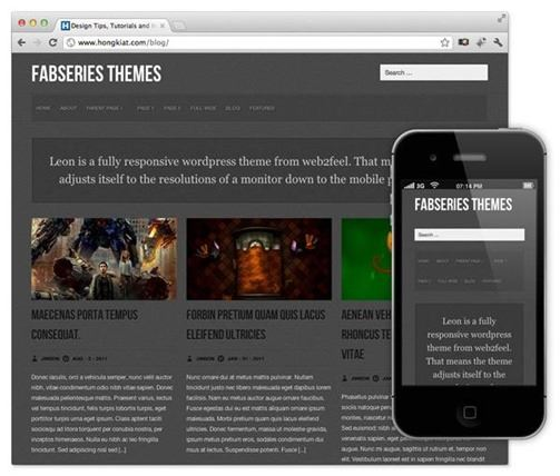 leon-tema-wordpress