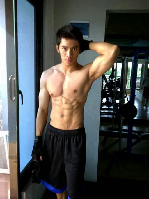Hot Indonesian  Model - Akbar Kurniawan 07