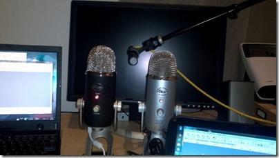 multi mics