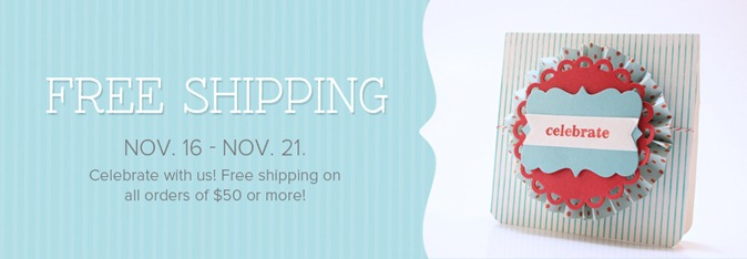 Free Shipping Web Banner