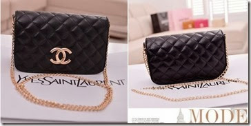 ID 3867 (132.000) - PU Leather, 21 x 12, rantai