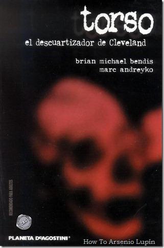 2011-10-20 - Torso de Brian Michael Bendis