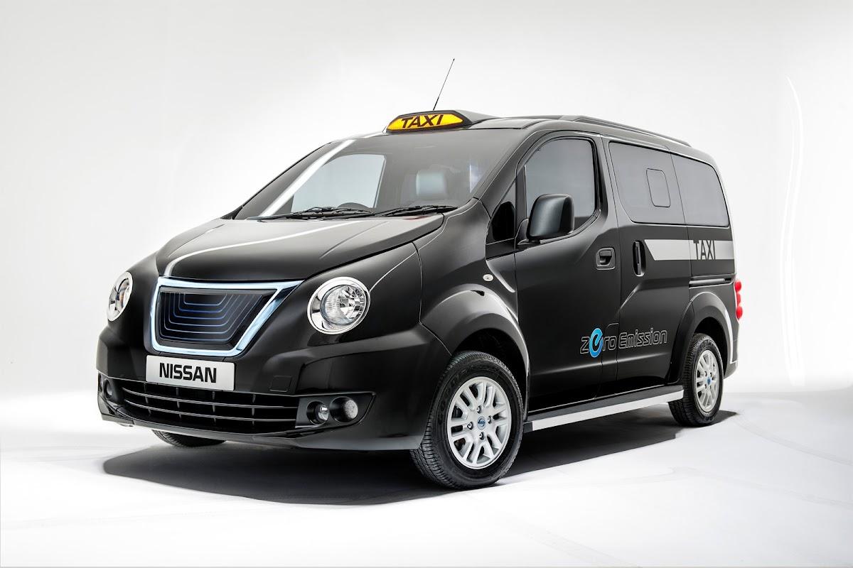nissan nv200 london taxi 6